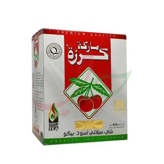 شاي أسود سيلاني كرزة 450غ