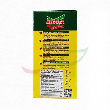 Bamieh - okra (boîte) Algota 200g