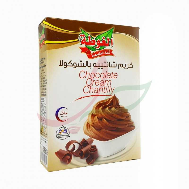 Whipped cream chocolate Algota 130g