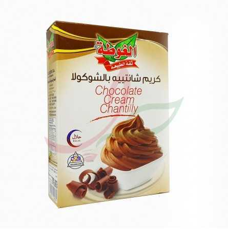 Crème chantilly chocolat Algota 130g