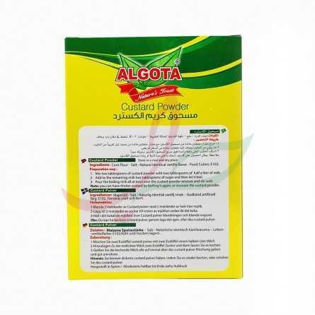 Custard en poudre Algota 150g