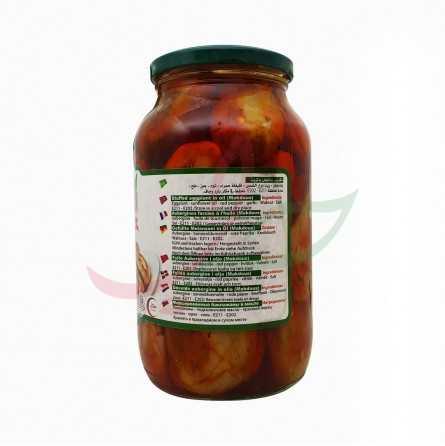 Makdous (stuffed eggplant) Algota 1,2kg