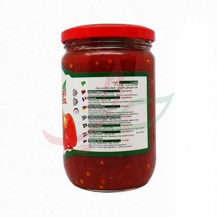 Hot Chilli concentrate Algota 600g