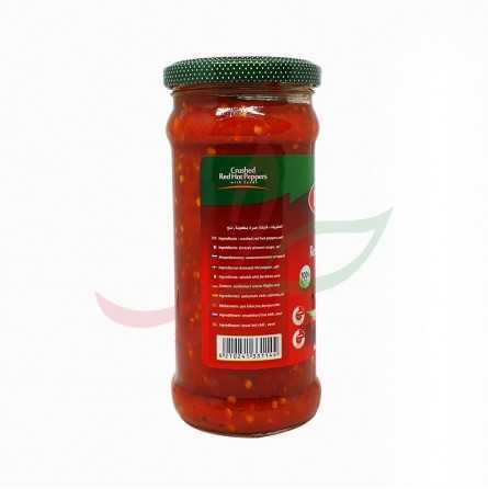 Hot chilli concentrated Durra 375g
