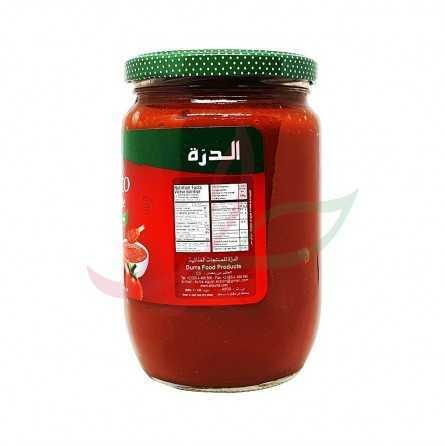 Tomato concentrate Durra 750g
