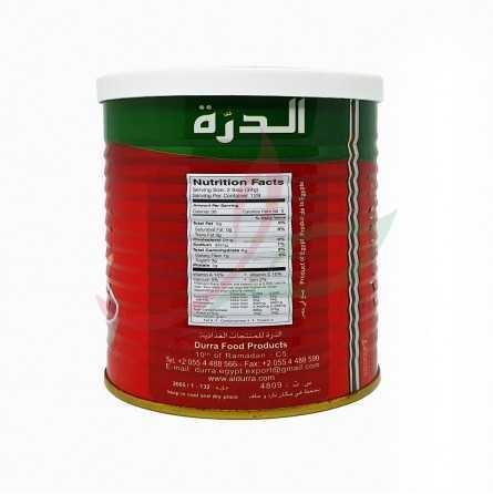 Concentré de tomate Durra 800g
