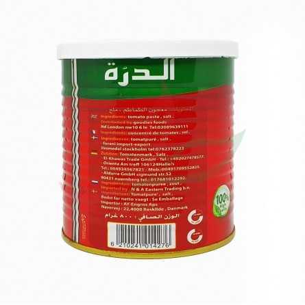 Tomato concentrate Durra 800g