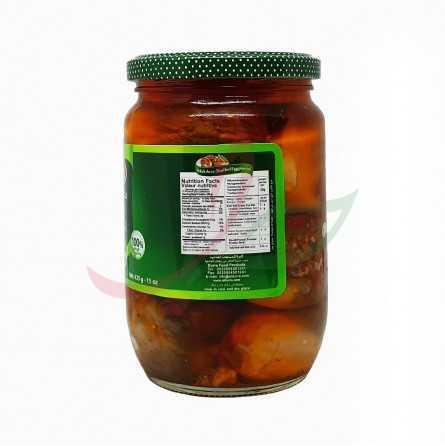 Makdous (aubergines farcies) Durra 600g