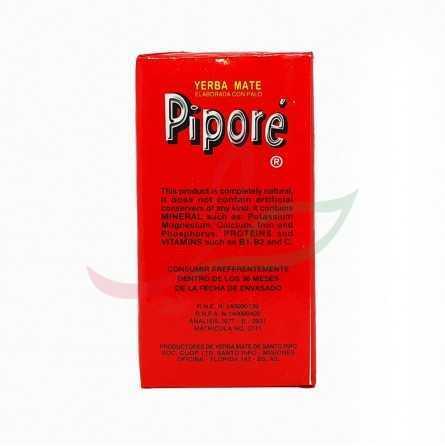 Yerba mate tea of Argentine Piporé 250g
