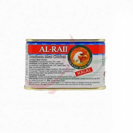 Mortadelle de poulet Al-raii 200g