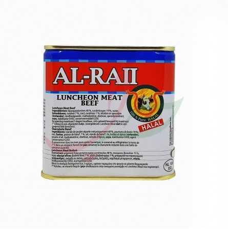 Mortadelle de bœuf Al-raii 340g