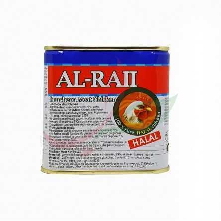 Mortadelle de poulet Al-raii 340g
