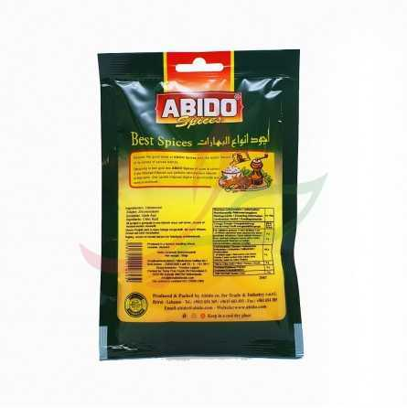 Acide citrique Abido 100g