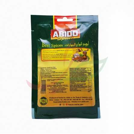 Cardamone moulue Abido 50g