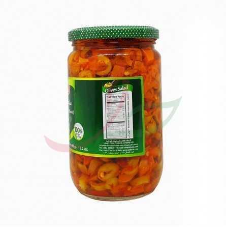 Salade d'olives Durra 675g