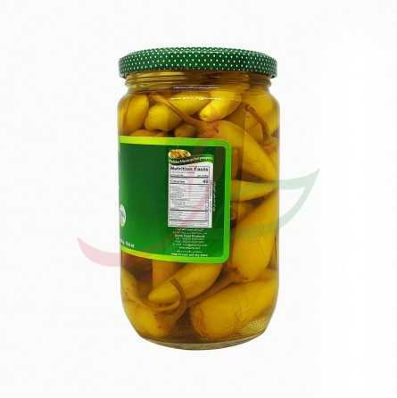 Pickled pepper Durra 650g