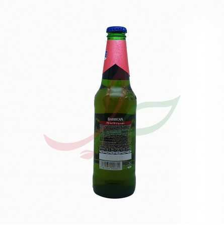 Barbican peach 330ml