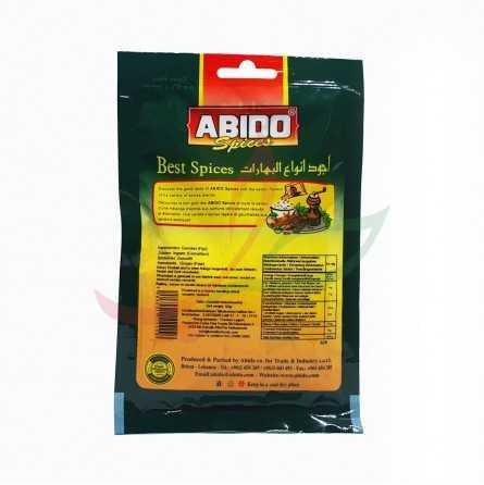 Ground ginger Abido 50g