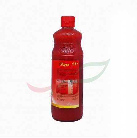 عصير مركزسنكويك فراولة و جوافة 840 مل