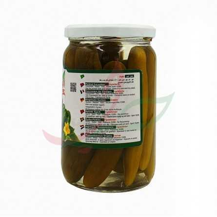 Pickled cucumber Algota 600g