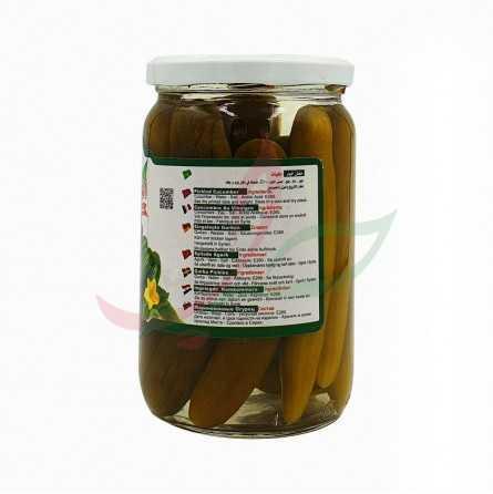 Concombre mariné Algota 600g