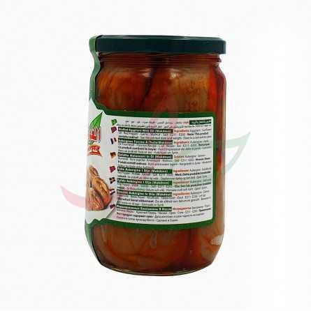 Makdous (aubergines farcies) Algota 600g