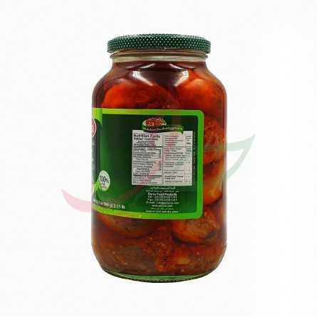 Makdous (aubergines farcies) Durra 1300g