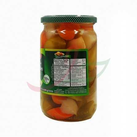 Légumes marinés Durra 710g