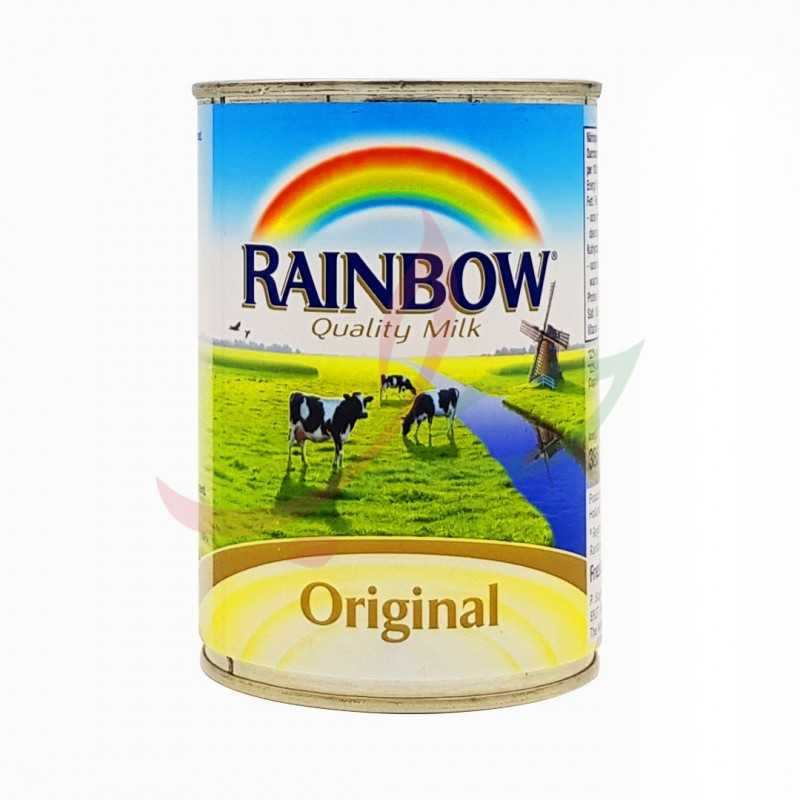 Concentrate milk Rainbow 410g