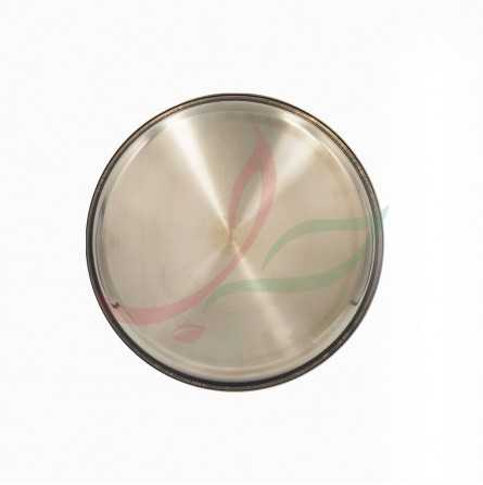 Plateau stainless steel 30cm