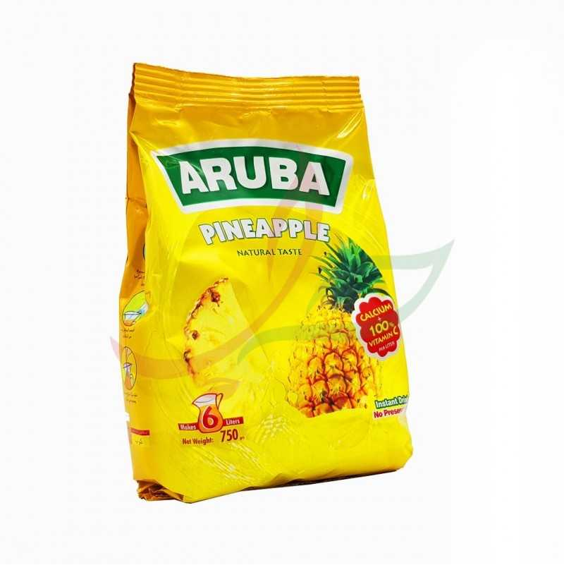 Jus d'ananas (poudre instantanée) Aruba 750g