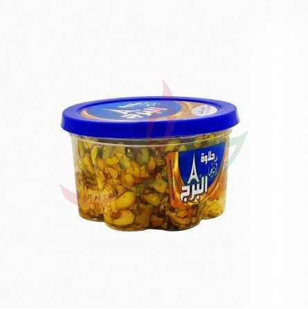 Halva aux pistaches extra Alborj 400g