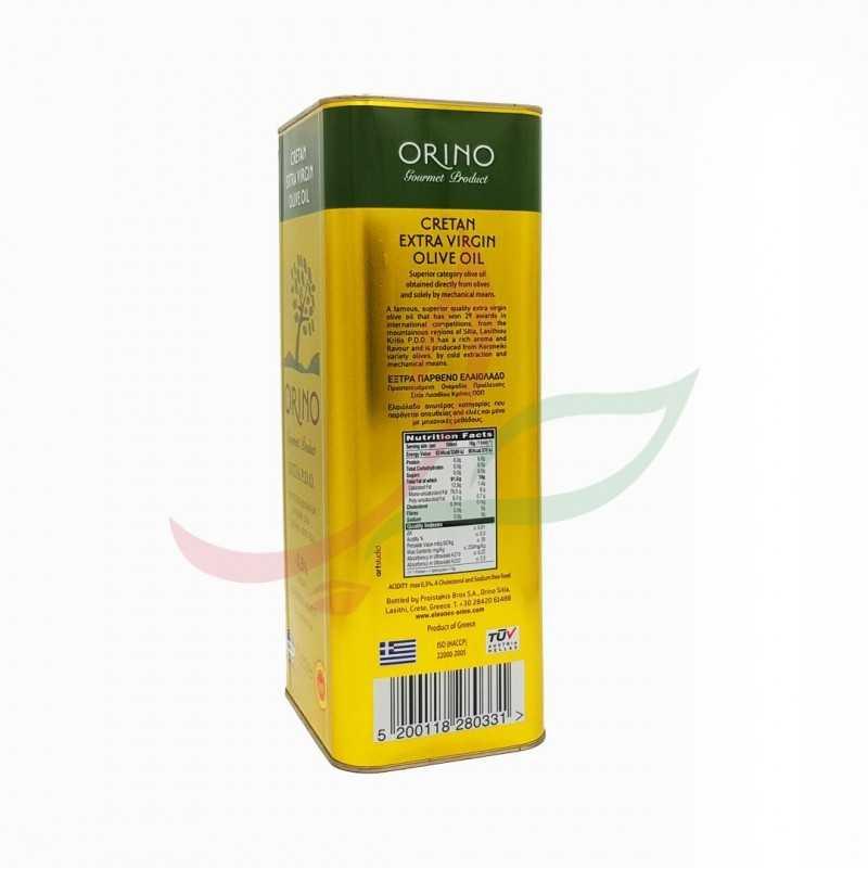 Virgin olive oil extra Orino 5L