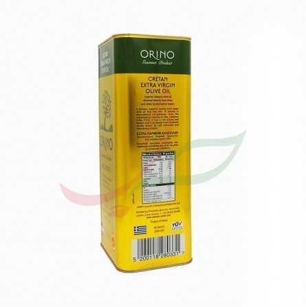 Huile d'olive grecque crete ORINO 5 litres