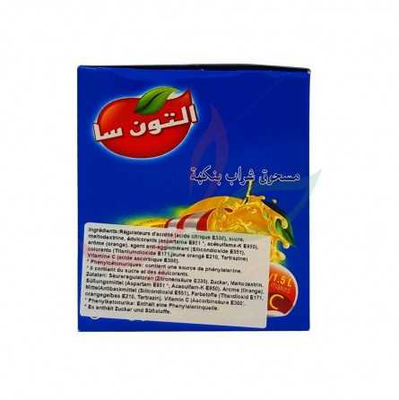 Orange juice (instant powder) Altunsa 24x9g