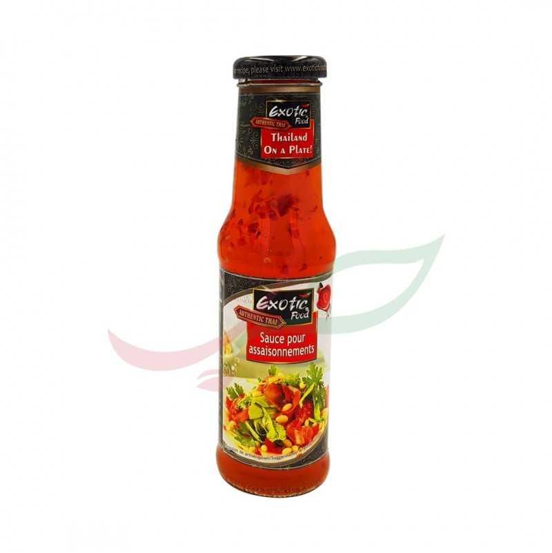 Sweet pepper sauce Exotic food 250ml