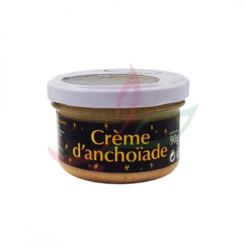 crème d'anchois