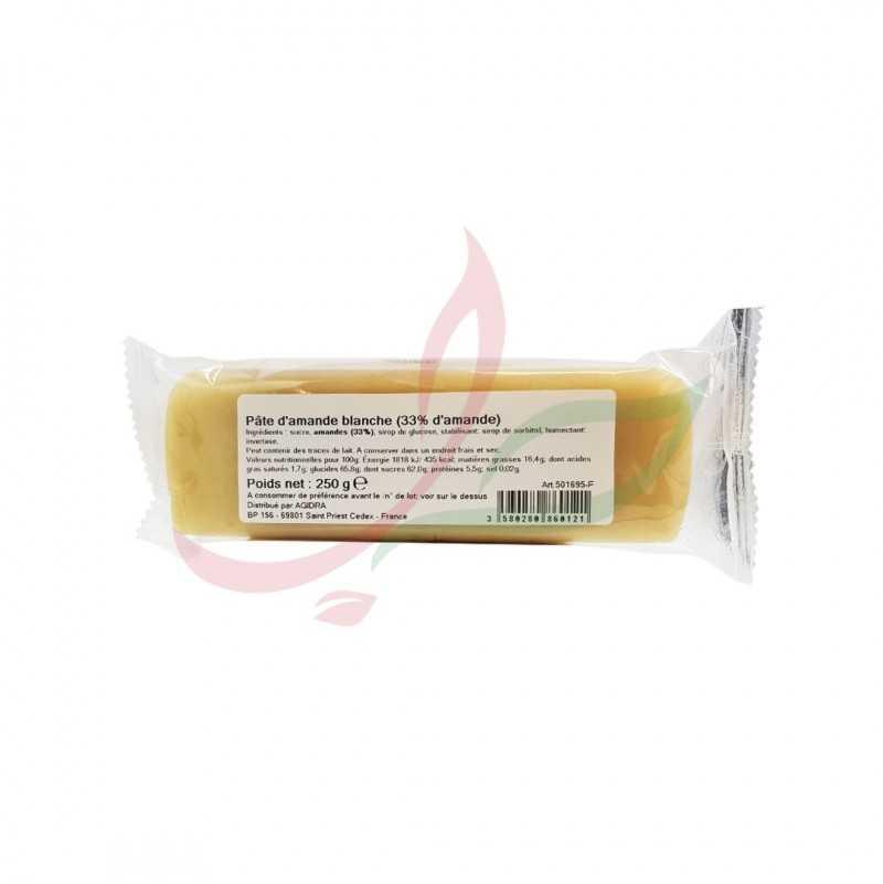 White almond paste 250g
