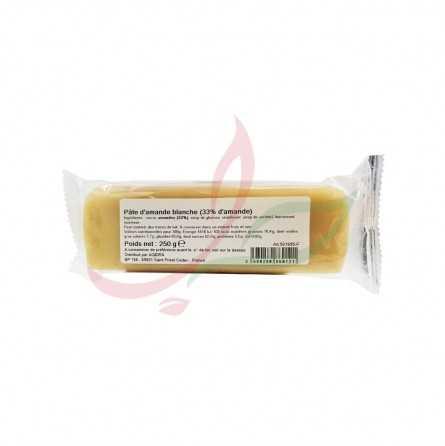 Pâte d'amande blanche 250g