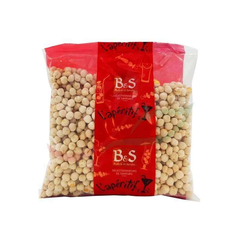 White roasted chickpeas B&S 500g