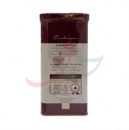 Thé à la cardamome (boîte métal) Mahmood 450g