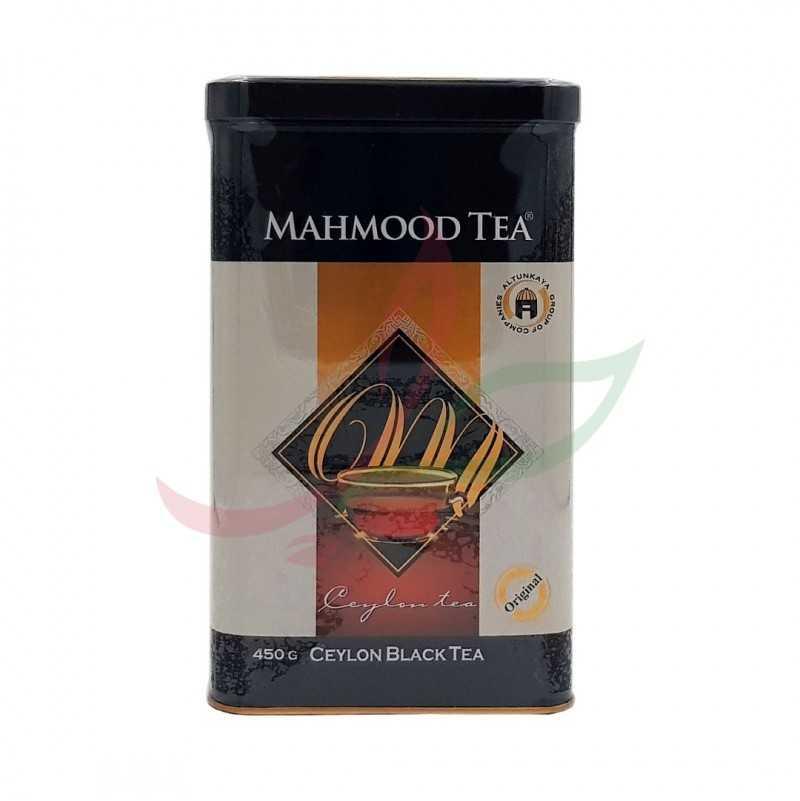 شاي أسود سيلاني (علبة معدن) محمود 450غ