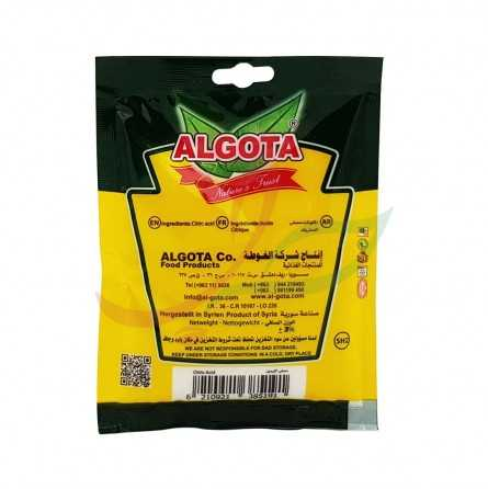 Acide citrique Algota 80g