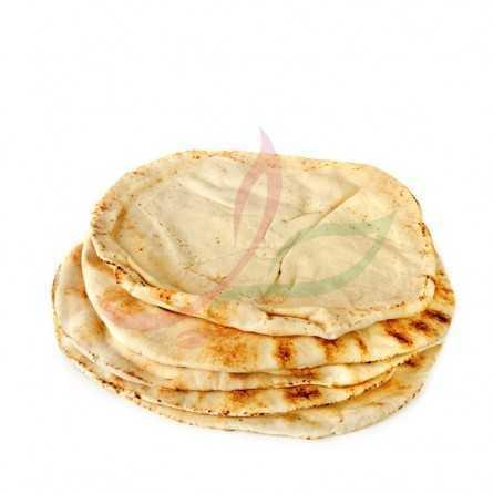 خبز عربي 5 أرغفة 300غ