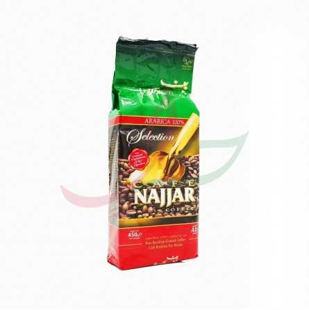 Ground coffee with cardamom Najjar 450g