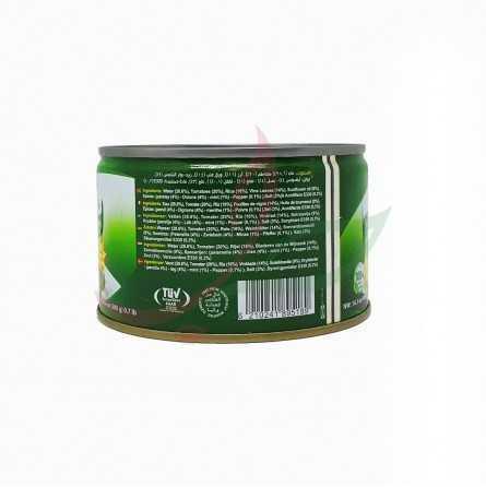 Feuille de vigne farcie au riz Durra 400g