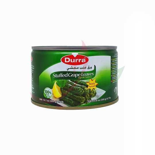 Stuffed vine leaves with rice Durra 400g