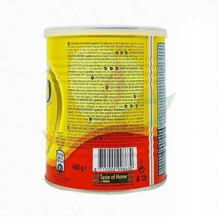 Lait en poudre Nestle Nido 400g