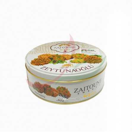 Barazek (fine biscuit with sesame&pistachio) Zaitouna 200g