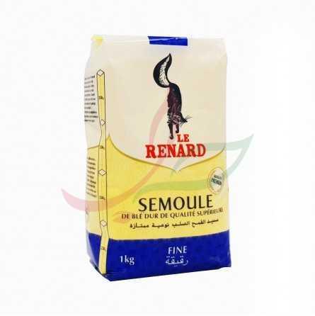 Fine semolina Le Renard 1kg